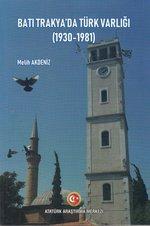 Batı Trakya'da Türk Varlığı 1930-1981