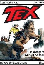 Tex Özel Seri 8-Muhteşem Kanun Kaçağı
