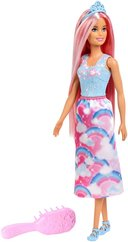 Barbie Bebek D.topia Uzun Saçlı Prenses FXR94