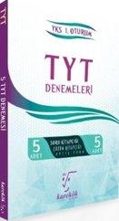 TYT Denemeleri 5'li-YKS 1.Oturum