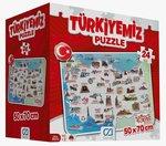Ca Games Eğitici Puzzle 24 Türkiyemiz Yer 5079