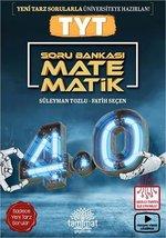 TYT Matematik 4.0-TYT Geometri 4.0 Soru Bankası-Çift Taraflı Kitap