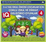 3-6 Yaş Okul Öncesi Çocuklar İçin Çoklu Zeka ve Dikkat Geliştirici Oyunlar 4