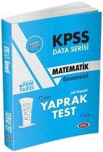 KPSS Matematik Çek Kopar Yaprak Test