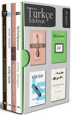 Türkçe Edebiyat Seti-4 Kitap Takım