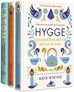 Hygge+Lykke+Lagom-3 Kitap Takım