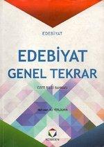 Edebiyat Genel Tekrar Özet Bilgi Bankası