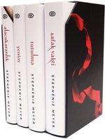 Alacakaranlık Serisi-4 Kitap Takım