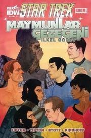 Star Trek Maymunlar Gezegeni-Kapak D