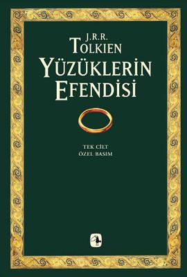 Yüzüklerin Efendisi - Tek Cilt Özel Basım , J. R. R. Tolkien - Fiyatı & Satın Al | idefix
