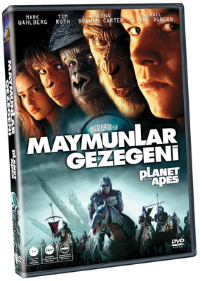 Maymunlar Gezegeni - Planet Of The Apes