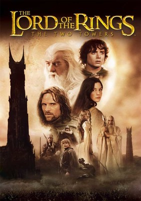 Lord Of The Rings The Two Towers - Yüzüklerin Efendisi: Iki Kule (SERI 2)