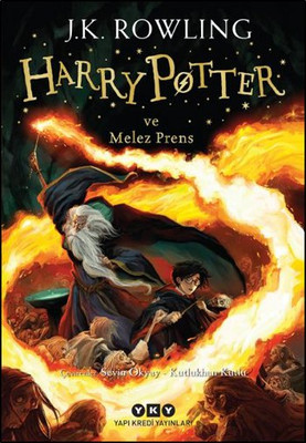 Harry Potter ve Melez Prens - 6. Kitap