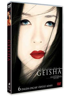 Memories Of Geisha - Bir Geyşanın Anıları