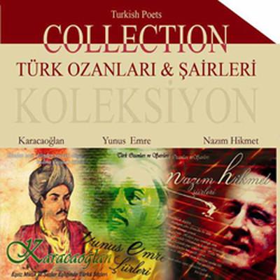 Türk Ozanları & Şairleri 3 CD BOX SET
