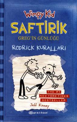 Saftirik Greg'in Günlüğü 2- Rodrick Kuralları