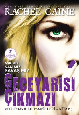 Geceyarısı Çıkmazı - Morganville Vampirleri Serisi 3.Kitap