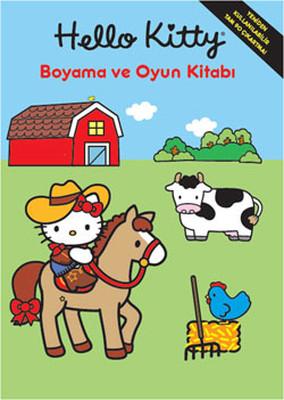 Hello Kitty Boyama Ve Oyun Kitabi Kolektif Fiyati Satin Al