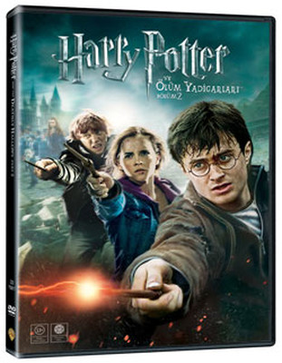 Harry Potter And The Deathly Hallows Part 2 - Harry Potter ve Ölüm Yadigarlari Bölüm 2 (SERI 7.2)