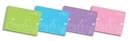 Faber-Castell Pp Kapak Resim Defteri 25X35 Cm, 30 Yaprak - 5075400036