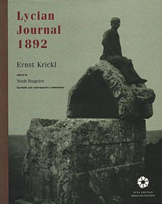Lycian Journal 1892 - Ernst Krickl