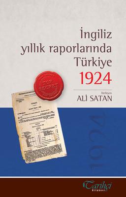 İngiliz Yıllık Raporlarında Türkiye 1924