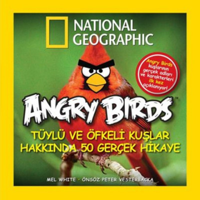 National Geographic - Angry Birds