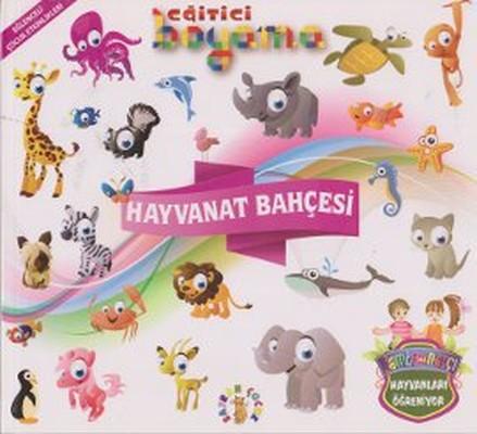 Egitici Boyama Hayvanat Bahcesi Kolektif Fiyati Satin Al