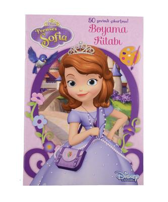 Disney Prenses Sofia Cikartmali Boyama Kitabi Kolektif