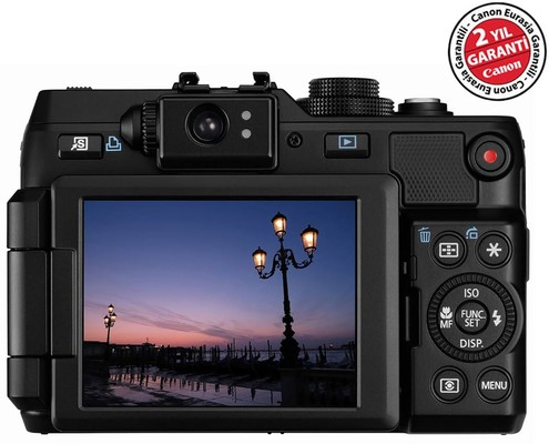 Canon Dsc Poweshot G1X Fotoğraf Makinesi