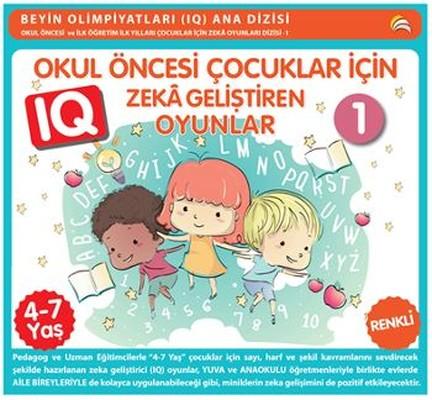 4-7 Yaş Okul Öncesi Çocuklar İçin Zeka Geliştiren Oyunlar 1