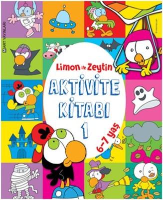 Limon Ile Zeytin Aktivite Kitabi Salih Memecan Fiyati Satin