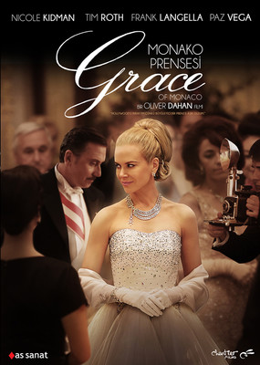 Grace Of Monaco  - Monako Prensesi Grace