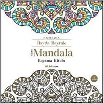 Super Mandala Boyama Kitabi Ilayda Bayrak Fiyati Satin Al