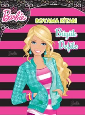 Barbie Buyuk Defile Boyama Kitabi Kolektif Fiyati Satin Al