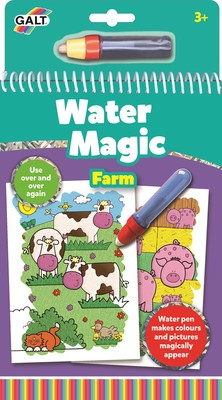 Galt - Water Magic Sihirli Kitap Çiftlik