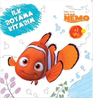 Disney Ilk Boyama Kitabim Nemo Kolektif Fiyati Satin Al
