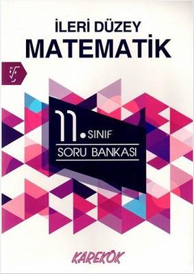 Karekök Yayınları 11. Sınıf İleri Düzey Matematik Soru Bankası