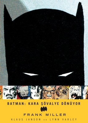 Batman - Kara Şövalye Dönüyor