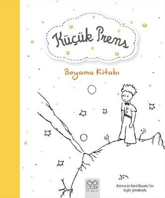 Kucuk Prens Boyama Kitabi Antoine De Saint Exupery Fiyati