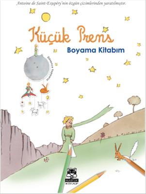 Kucuk Prens Boyama Kitabim Antoine De Saint Exupery Fiyati