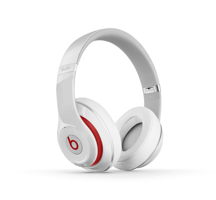 Beats New Studio, Noise Cancelling, OE, White MH7E2ZE/A