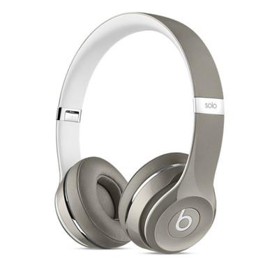 Beats Solo 2, Control Talk,OE, (Luxe Edition),Slv MLA42ZE/A