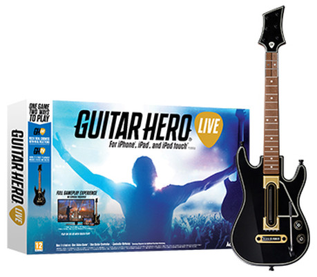 Guitar Hero Live iOS Tablet Apple