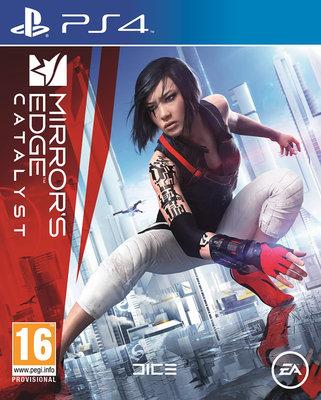 Mirrors Edge Catalyst PS4