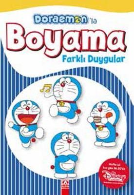 Doraemon La Boyama Farkli Duygular Kolektif Fiyati Satin Al
