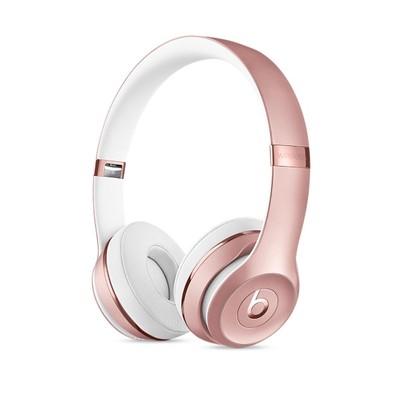 Beats, APL, Solo 3, OE, Wireless, Rose Gold - BT.MNET2ZE.A