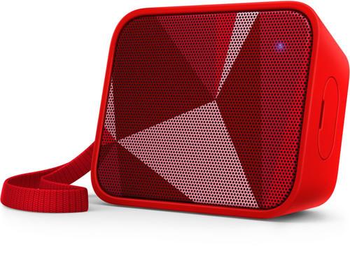 PHILIPS BT110R Wireless Speakerlar / Kirmizi