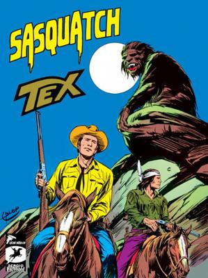 Tex Klasik Seri 28 - Sasquatch - İntihar Görevi