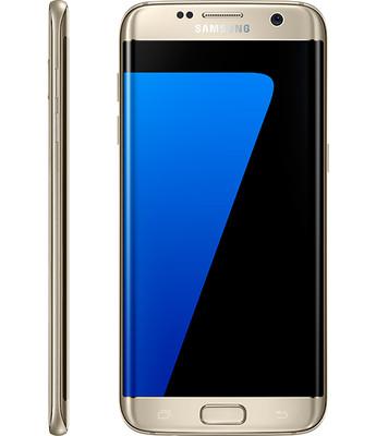 Samsung Galaxy S7 Edge (Samsung Türkiye Garantili) Gold